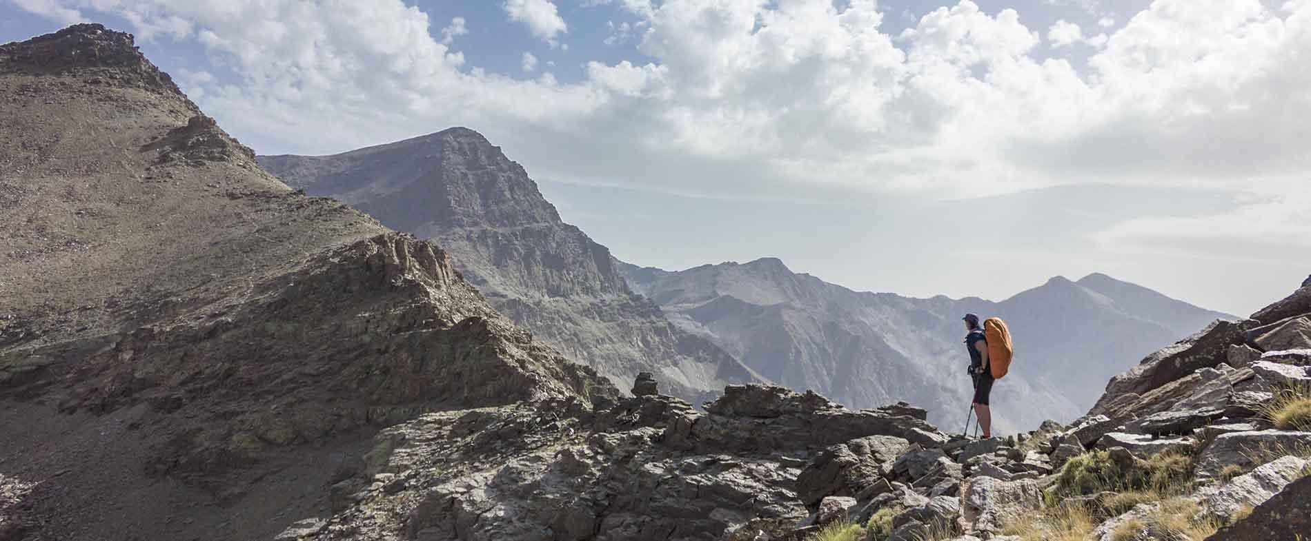 Guías de montaña en Sierra Nevada 1