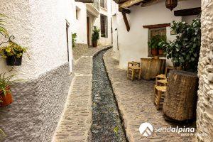 Calle de Pampaneira